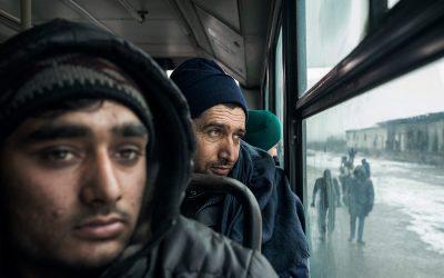 Trapped in Belgrade